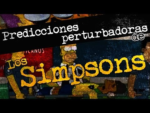 Predicciones - Creepypasta de Los Simpsons (contado por Dross) Link: https://www.youtube.com/watch?v=ArXRPJf7SQs Historia: