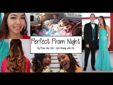 prom - Hi guys! :) This is basically my entire get ready with me for prom video! It has everything that was prom-related this year! I am soooo beyond excited to sha...