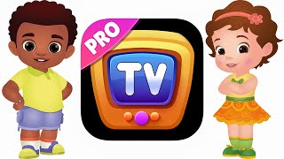 Download ChuChu TV Pro Learning App for Kids and Watch All Videos AD-Free with Activity and Games!