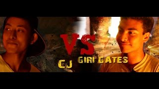 CJ Vs Giri Gates - Raw Barz [Rap Battle]