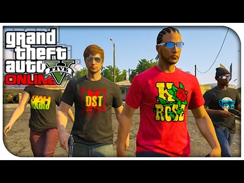 exclusive - GTA 5 Online - Exclusive San Andreas Radio Tshirts, Double GTA$ and RP & More! [GTA V] Hope you guys enjoy :) Link: ...