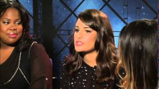 Lea Michele Funny/Cute Moments