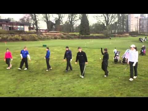 Darren Clarke Golf School – Transition Year