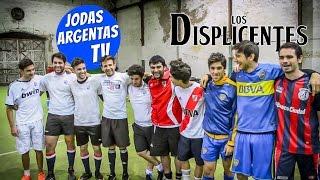 Video Los Displicentes vs Jodas Argentas | RETO en cancha de 5 MP3, 3GP, MP4, WEBM, AVI, FLV Juli 2018