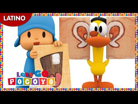 Pocoyo - Pocoyó en latino: Pintando caras [Episodio 35] en HD