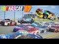 Nascar 17 The Game Crash Compilation
