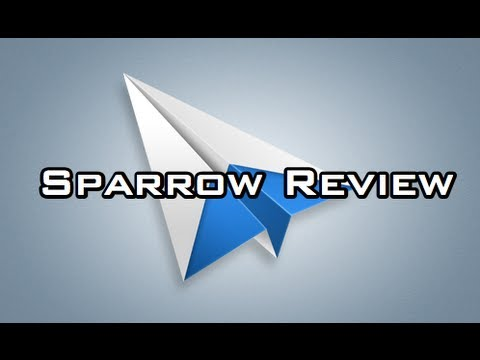 tgnTech - A review of Sparrow for Mac, a mail client for just $9. Andrew's Channel: http://youtube.com/GeekAndrew.