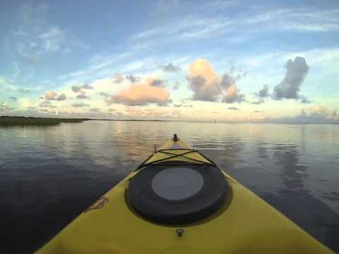 Fly Fishing on Kayak in Aransas Pass Texas