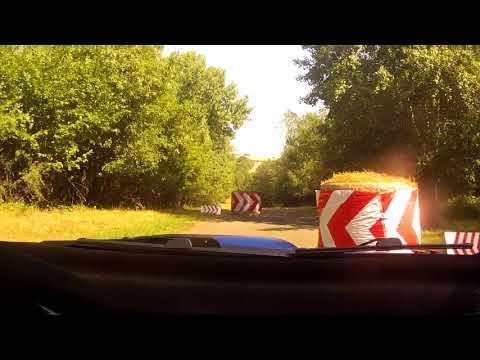 ADAC Rallye Deutschland 2018 - Pryczek/Pryczek - OS 12 Arena Panzerplatte 2