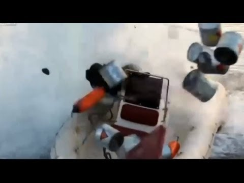 Russian Grenade Fishing Gone Horribly Wrong