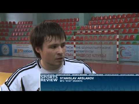 Спортивные события Казахстана (23.11.12)