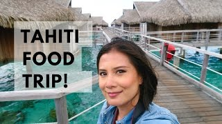Let's eat our way around the islands of Tahiti! In this video, I take you around Papeete and Moorea as I sample a lot (and I mean A LOT) of Tahitian food. There's ...