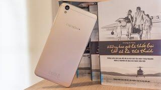 Trên tay nhanh OPPO A37 (Neo 9): Thiết kế đẹp, selfie ảo