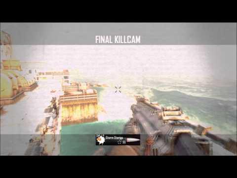 Black Ops 2 Trickshot Tutorial Ep. 7 | Lights Out