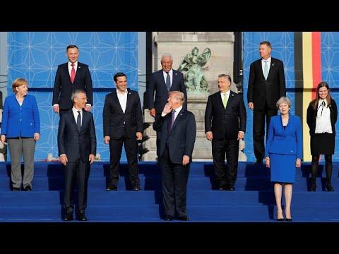 ΝΑΤΟ: Πρωταγωνιστής και πάλι ο Ντόναλντ Τραμπ