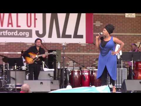 Sarah Comeaux & Rene Toledo Live! The Boy from Ipanema 7/16/2017 GHFJ