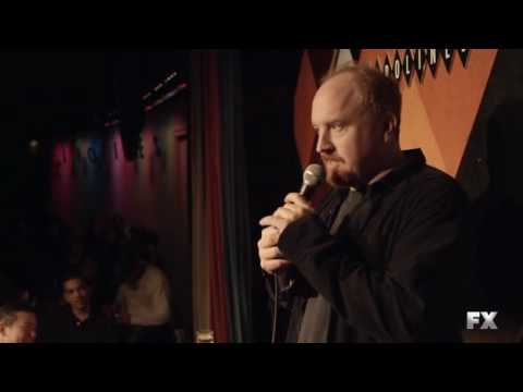 louie ck -- nyc homeless rules