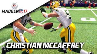 Looking to add top 2017 NFL Draft prospect Christian McCaffrey to your Madden 17 roster? Look no further! I've done my best to make him as accurate as ...