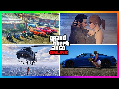 10 Forgotten And Unused Features That NOBODY Uses Anymore In GTA Online!