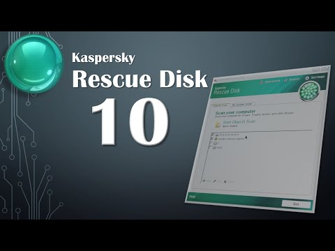 Kaspersky Rescue Disk 10 Review