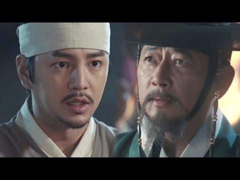 장근석·전광렬, 마지막 전투 앞둔 '최후의 신경전' 《The Royal Gambler》 대박 EP23
