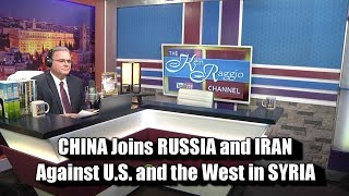 Download Lagu CHINA joins RUSSIA and IRAN against the U.S. and West in SYRIA! PROPHECY NEWSBREAK! Mp3