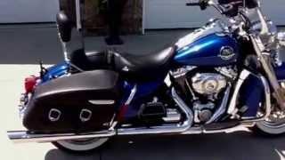 10. 2010 Harley Davidson Road King Classic