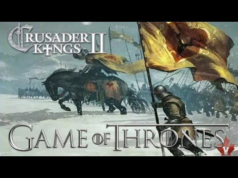 Stannis Baratheon - Crusader Kings 2 Game of Thrones #7 Shireen's Invasion