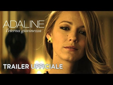Preview Trailer The Age of Adaline, trailer italiano