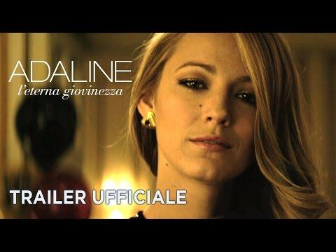 adaline - l'eterna giovinezza (trailer ufficiale)