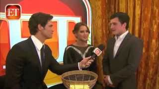 People's Choice Awards: Jennifer Lawrence & Interview