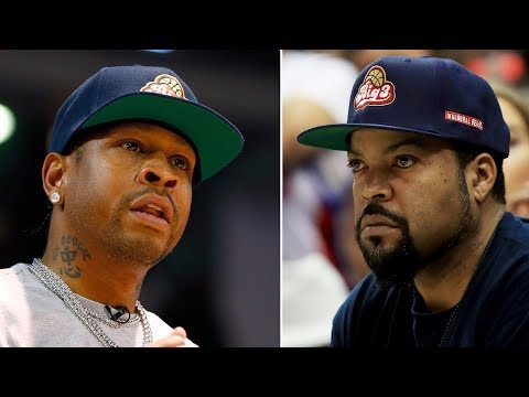 Allen Iverson QUITS Ice Cubes BIG 3 Basketball League For Good?!?!