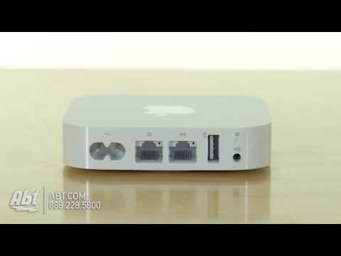 Apple Airport Express Base Station - MC414LLA Overview