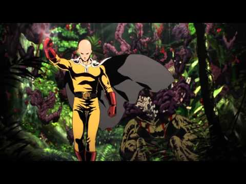 one punch man - official opening