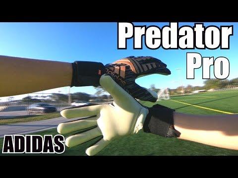 Goalkeeper Glove Review Adidas Predator Pro