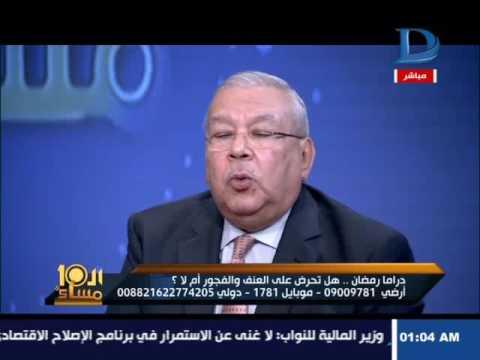 المحامي سمير صبرى : الأعمال الدرامية صورت المرأة المصرية عاهرة