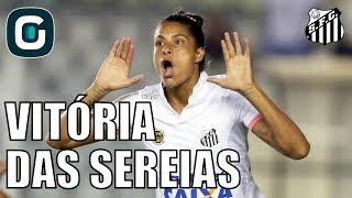 Santos vence o Corinthians em Vila Belmiro lotada na final do Campeonato Brasileiro femininoAcompanhe também as nossas redes sociais:Facebook - https://www.facebook.com/gazetaesportivaTwitter - https://twitter.com/gazetaesportivaInstagram - https://www.instagram.com/gazetaesportiva