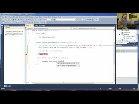 how to fill datatable from xml in c#