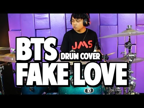 BTS Fake Love (Drum Cover by Yosef)