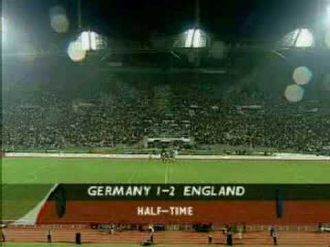 Germany 1 - England 5