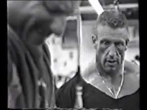 """come si allena il vero """"hercole"""" - sei volte campione di mr.olimpia"""