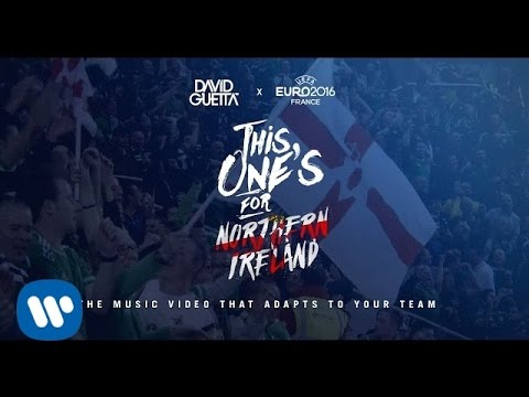 This One's for You Northern Ireland (UEFA EURO 2016 Official Song) [Feat. Zara Larsson]