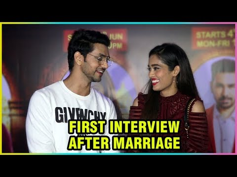 Shakti Arora And Neha Saxena's FIRST INTERVIEW Aft