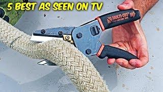 Video 5 Best As Seen On TV Gadgets Put to the Test MP3, 3GP, MP4, WEBM, AVI, FLV Oktober 2018