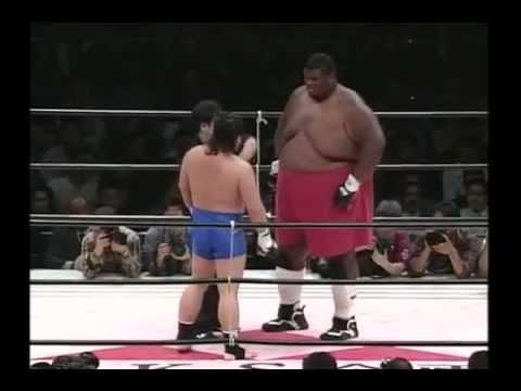 Prawdziwy olbrzym w MMA