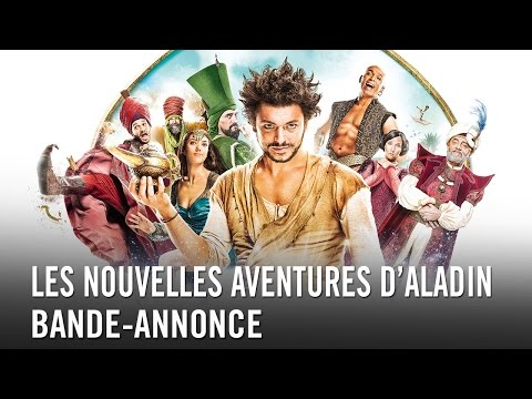 Les Nouvelles Aventures d'Aladin - Bande-annonce