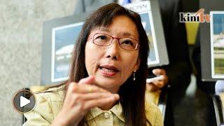 Isu 'Kok', Teresa desak Najib pecat Tajuddin Video