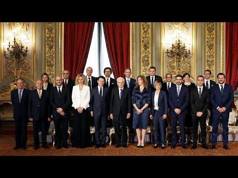 Ιταλία: Ορκίστηκε η νέα κυβέρνηση