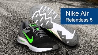 Nike Air Relentless 5 - фото