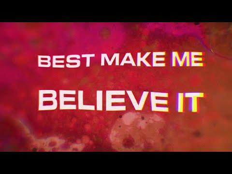 PARTYNEXTDOOR & Rihanna  - BELIEVE IT (Official Lyric Video)